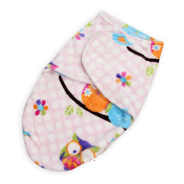 Сезон доступны ребенка фланелевые купания обернуть мягкой конверты для новорожденных ...