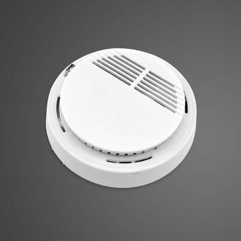 Скидка 315/433 МГц Высокая Чувствительная Фотоэлектрические Системы Домашней Безопасности Беспроводной инфракрасный Детектор Дыма Пожарной Сигнализации, бесплатная Доставка