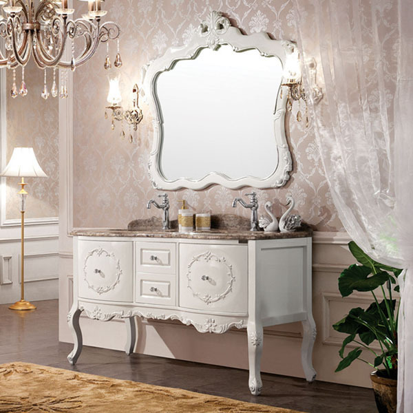 Achetez en gros double vasque en marbre en ligne des - Lavabo bagno colore champagne ...