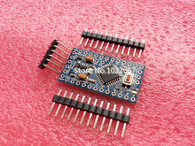 1pcs/lot pro mini 328 mini 3.3v/8m atmega328 atmega328p-au 3.3v 8 MHz für arduino(China (Mainland))