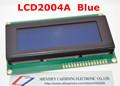 Free shipping LCD Board 2004 20 4 LCD 20X4 5V Blue screen LCD2004 display LCD module