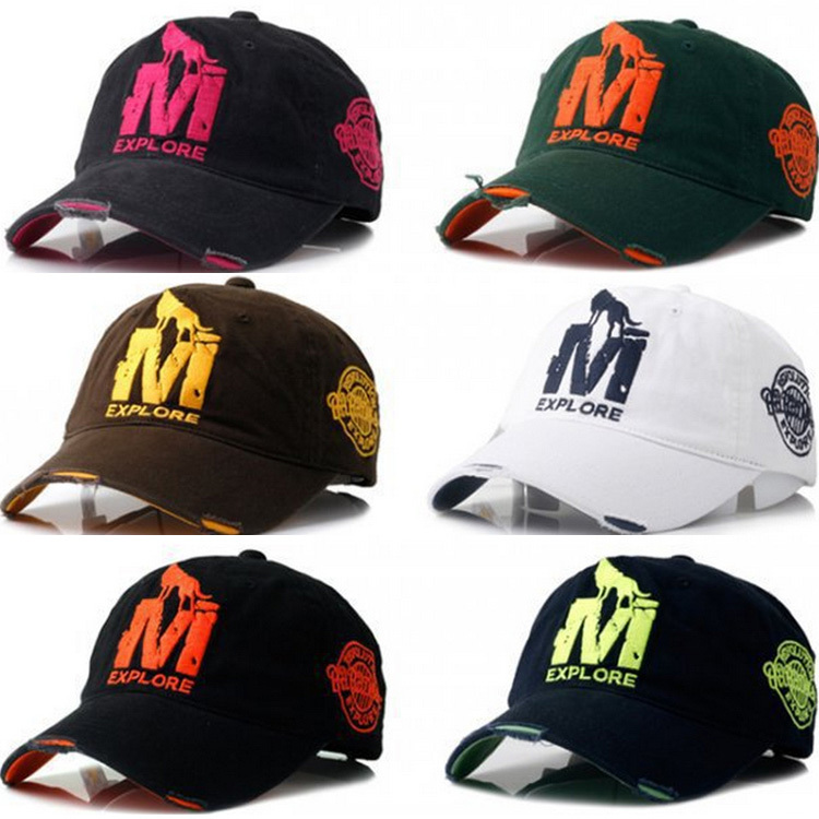 7 COLOR Baseball Caps Men s Snapback Sports Adjustable Bone Cotton M Wolf Women Hats Caps