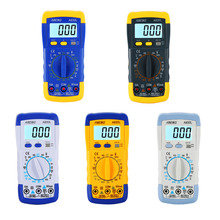 Buy A830L LCD Digital Multimeter DC AC Voltmeter Ammeter Multi Tester Voltage Diode Freguency Tester for $7.04 in AliExpress store
