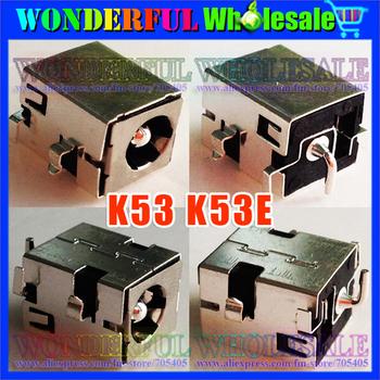 Freeshipping 2.5mm Laptop DC Jack,Power Socket for Asus K53 K53E