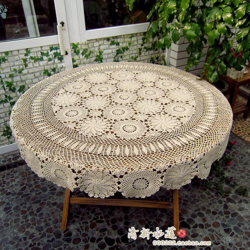 Popular Knit Tablecloth-Buy Cheap Knit Tablecloth lots ...