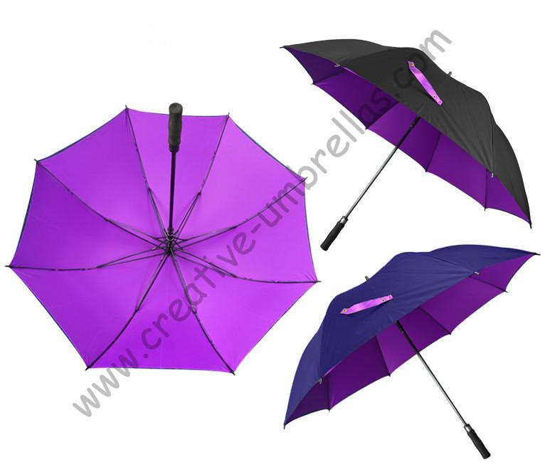 Compra personalizada paraguas de golf online al por mayor - Tela de paraguas ...