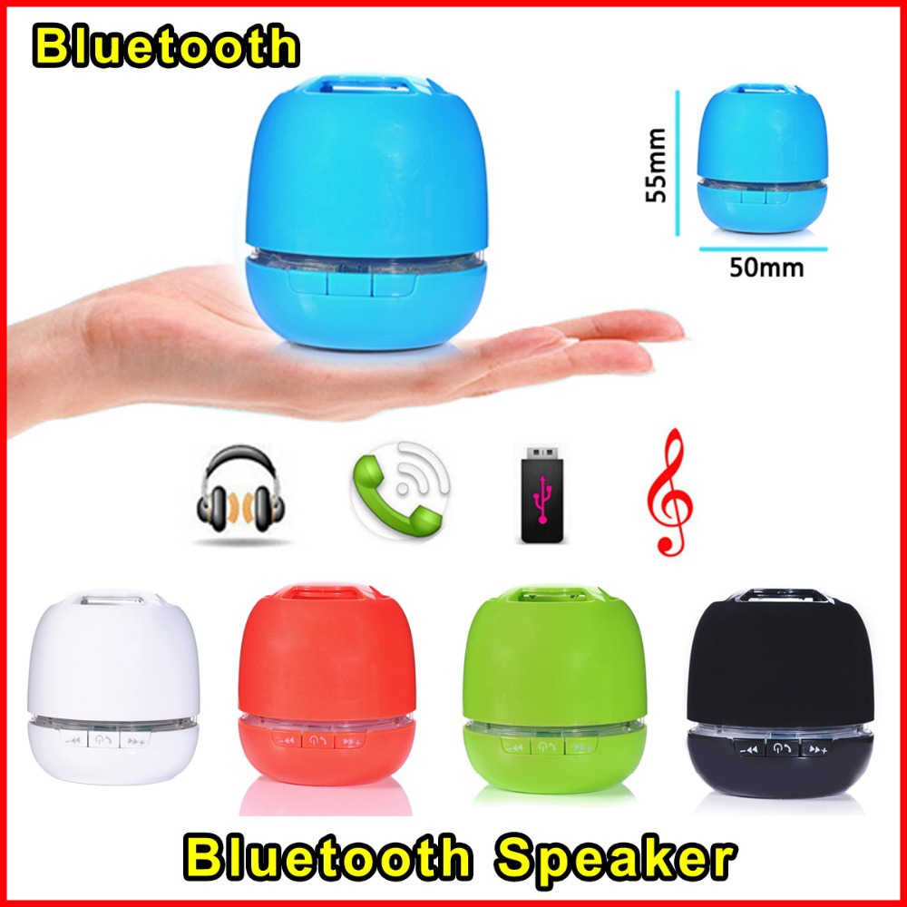 Newest Bluetooth Speaker Of T6 Angry Small Ball Mini Altavoz Bluetooth And Portable Speaker With Outdoor Sport Or Home Party(China (Mainland))