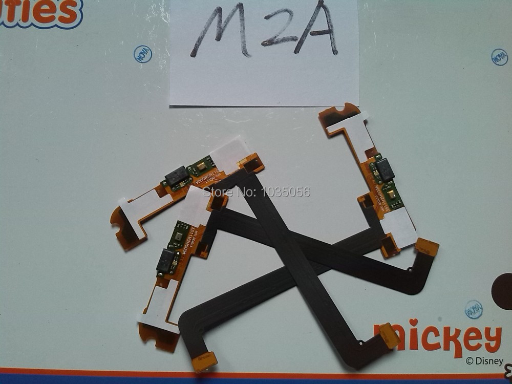 50Pcs/Lot For Xiaomi M2A Micro USB Charger Mi2a Port Connector Flex Ribbon Cable Phone Parts ; DHL EMS Free Shipping