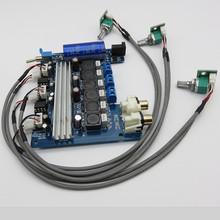 Buy TPA3116D2 Subwoofer Digital amplifier Board Super Bass TPA3116 2.1 channel 2 * 50W+100W 3-16Ohm Speaker 12V-24V for $18.23 in AliExpress store