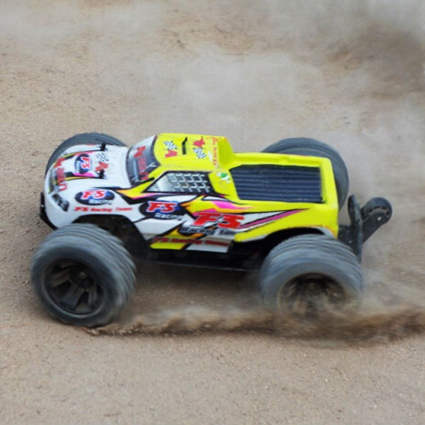 Toys For Grownups : Fs racing gh wd brushless monster truck rc
