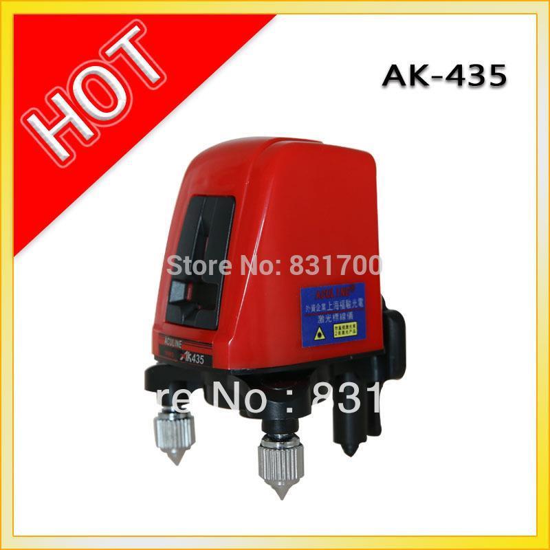 Лазерный уровень AK435 360
