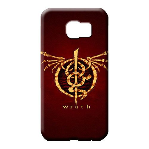 Abstact Fashion series mobile phone skins lamb of god for samsung galaxy s6 case(China (Mainland))