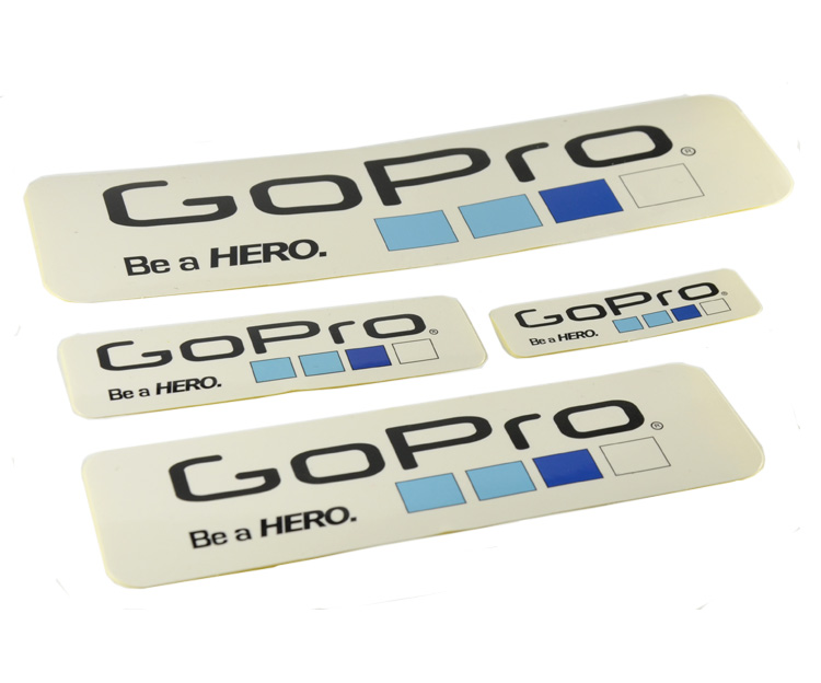 image for 2016 New Arrival Gopro Hero 4 3 2 Icon Sticker