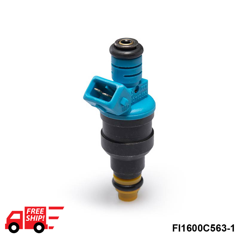 RACING FUEL INJECTOR For Audi BMW Chevrolet Ford OPEL FIAT VW IVECO 0280150563 1600cc FI1600C563-1-FS(China (Mainland))