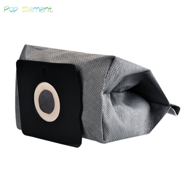 Free Shipping Vacuum Cleaner washable Cloth Dust Bag for Philips FC5125 FC5126 FC5128 FC8244