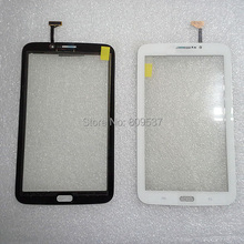 For Galaxy Tab 3 7.0 SM-T210 P3210 Digitizer Touch Screen original new White(China (Mainland))