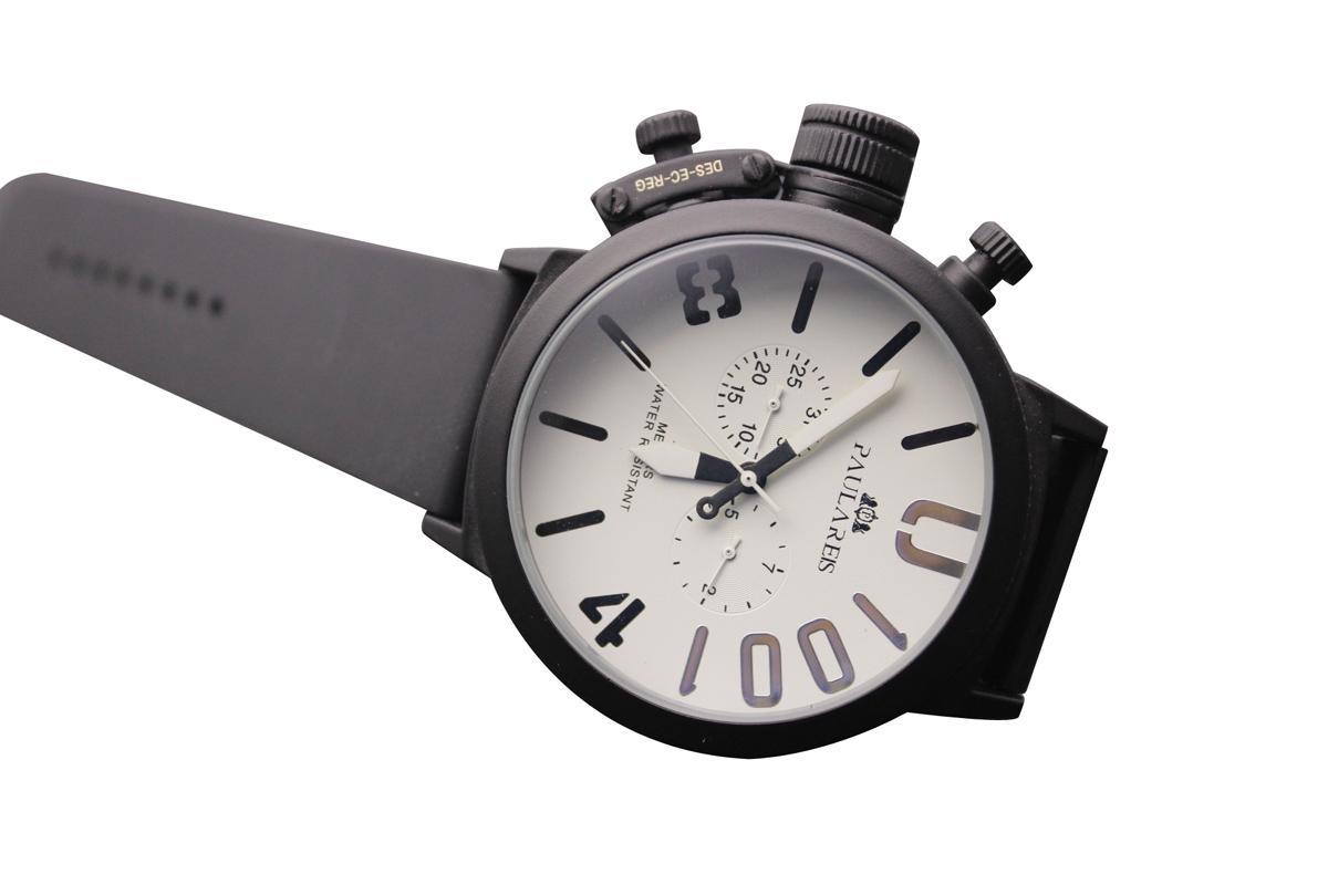 online get cheap left handed watches watches men aliexpress com luxury brand men s sports black rubber classic u r