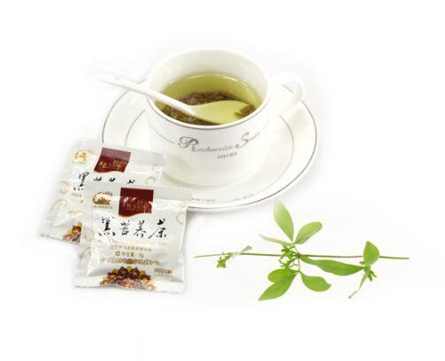 1bag 120g 24pcs black tartary buckwheat tea grain tea healthful tea Work with buckwheat tea reducing blood glucose(China (Mainland))