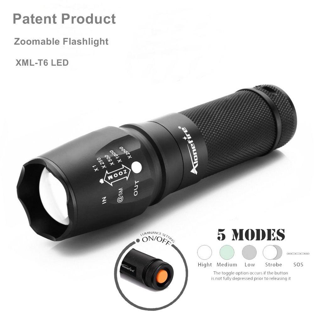 E26 T6 led flashlight (7)