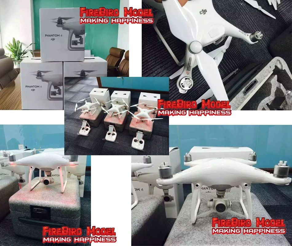 Brand new DJI Phantom 4  Drone New features: Visual Tracking follow me, TapFly ,Sport mode,Obstacle Sensing System…