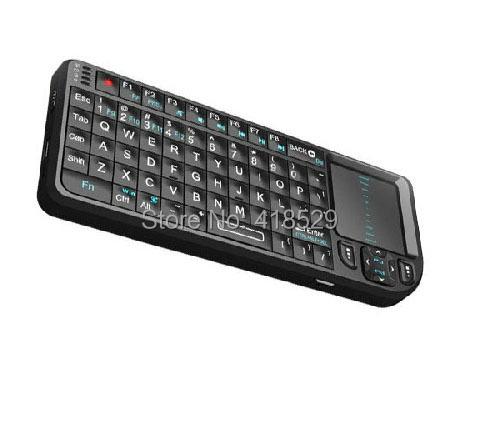 Riitek Mini Wireless Keyboard Touch pad pocket Mini keyboard for PC(China (Mainland))
