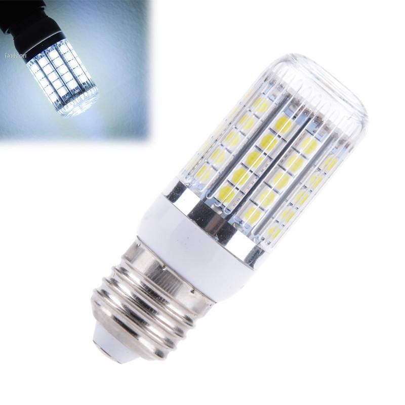 Hot sale LED Corn Bulbs Spotlights Non-dark Space LED Bulbs 9W E27 SMD5050 59 LEDs Light Bulb LED Lamps 18(China (Mainland))