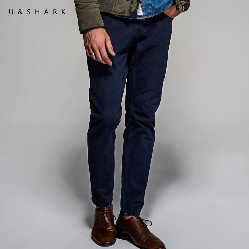 Compare Prices on Slim Fit Navy Blue Pants- Online Shopping/Buy ...