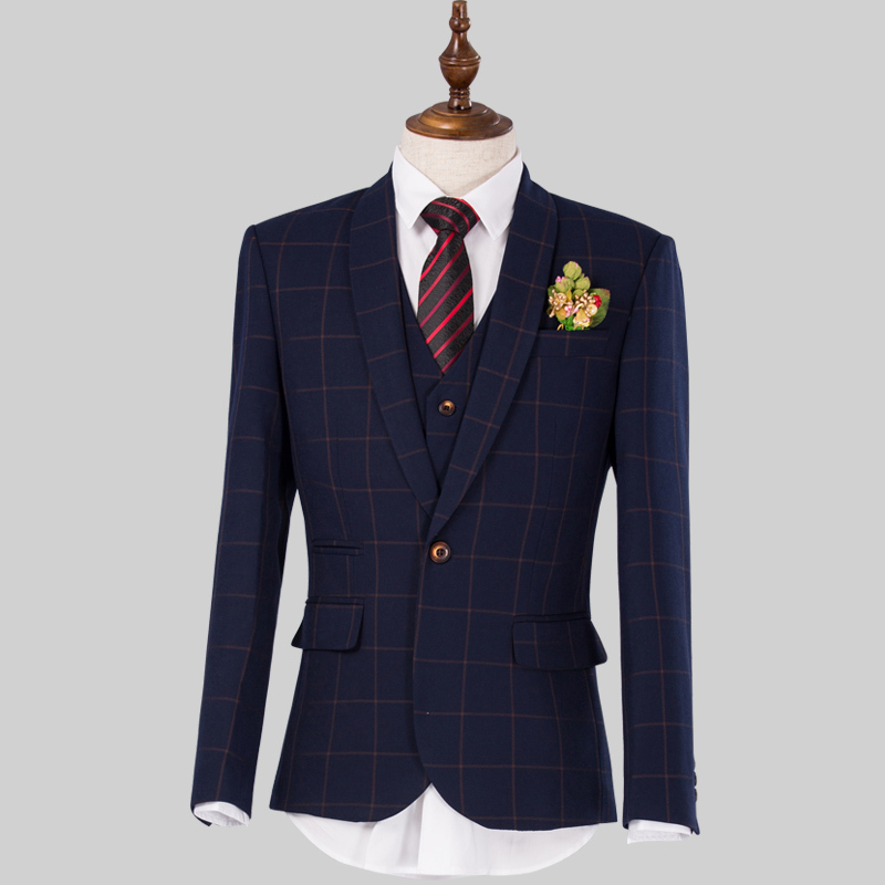 Men's Tailored 3 Piece Suits. 3 piece suits actually represent better value for money than two piece suits. This is because, although they have the added cost of a waistcoat, the suit .