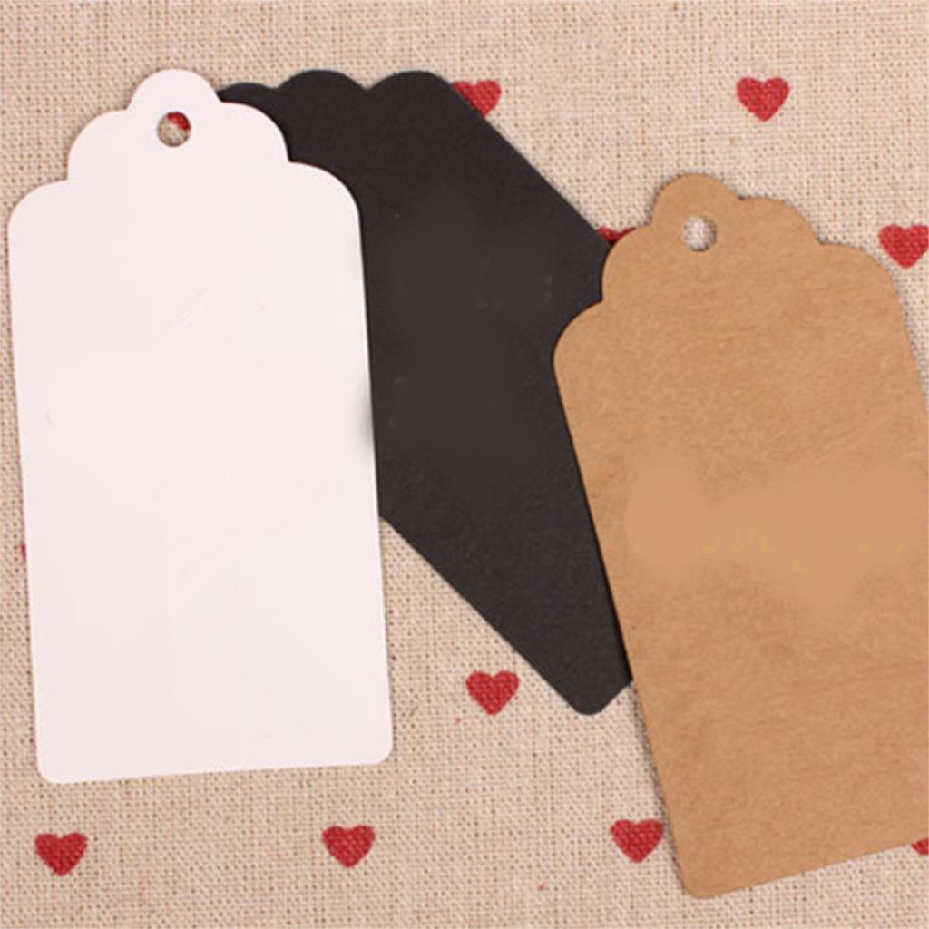 Wholesale fashion blank craft paper hang tags for wedding birthday aeproducttsubject jeuxipadfo Image collections
