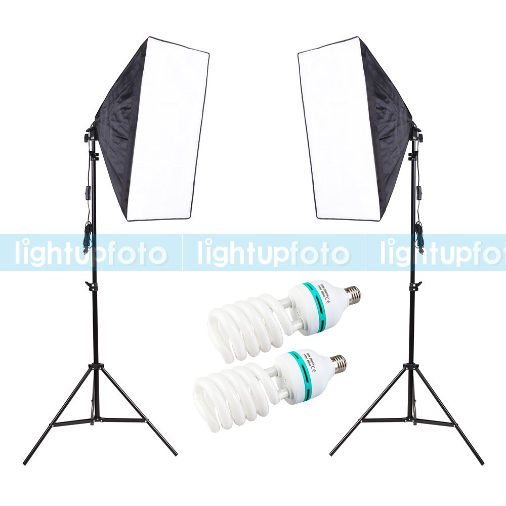 Inno hot sales 1600w Photo Studio Bulb Continuous Lighting Kit studion light sets PSK6B Fast shipping by DHL(China (Mainland))