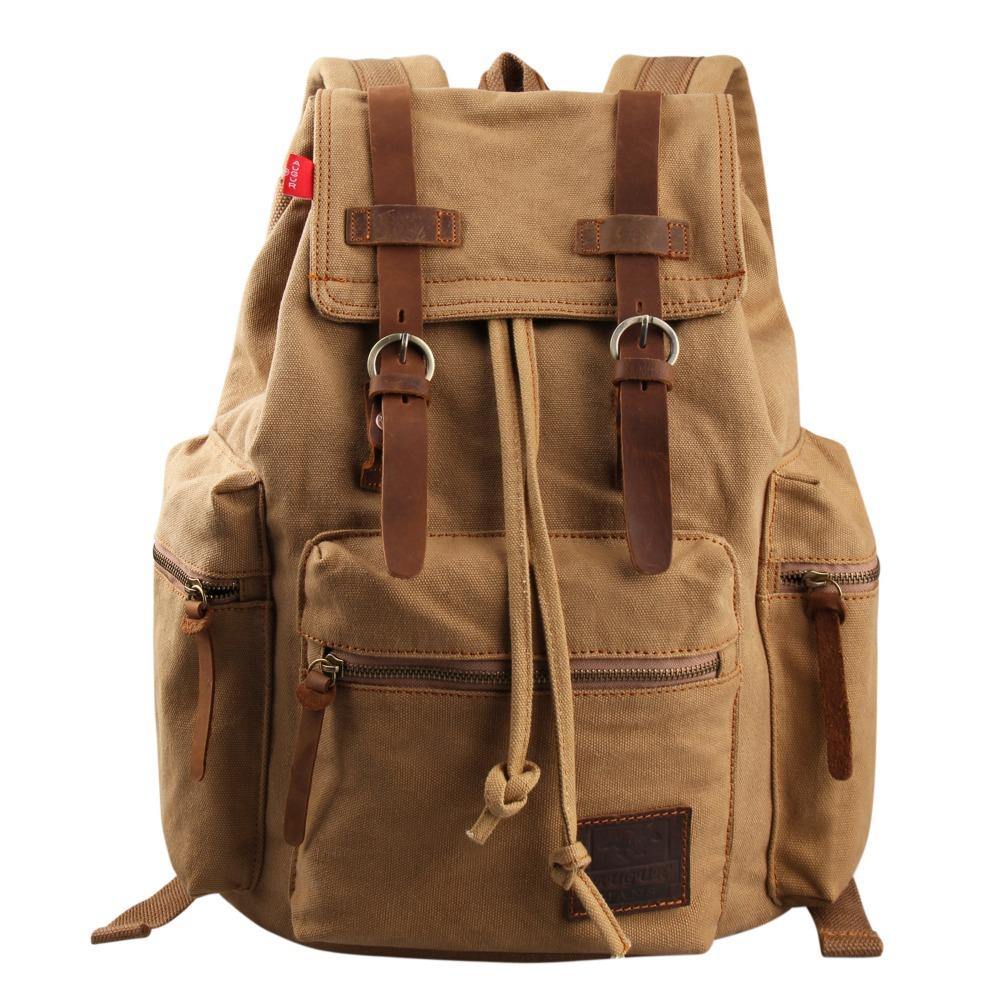 Vintage backpacks for teenager girl