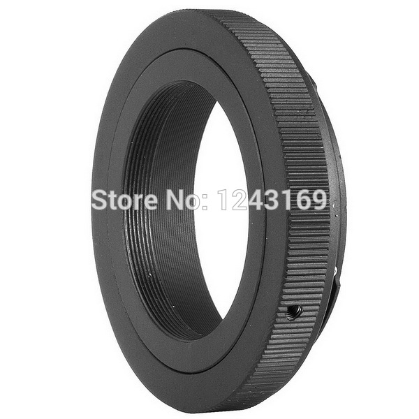 Lens Ring Adapter For T2 Lens to for Canon EOS EF D-SLR Mount Camera 1000D 5D 70D 600D 700D 1200D DC310(China (Mainland))