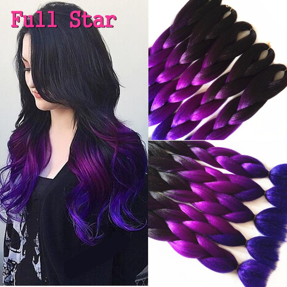 achetez en gros ombre kanekalon tressage cheveux en ligne