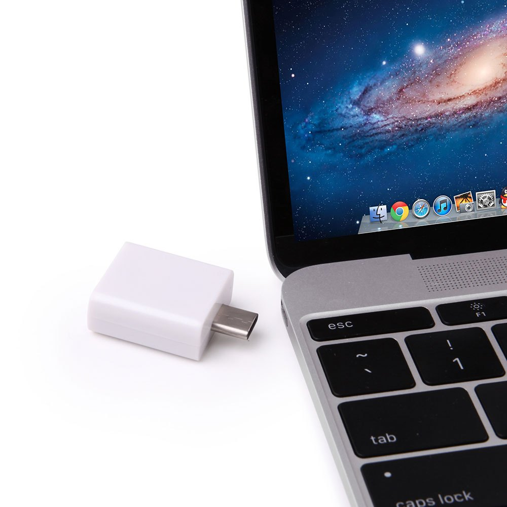 10Gbps Reversible USB 3.1 Type-C Male to USB 3.0 Type-A Female Connector Adapter for 12Inch MacBook Chromebook Pixel 2 Nokia N1(China (Mainland))