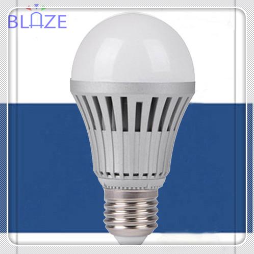 Factory Wholesale LED Lamp 5W 7W 10W E27 led Light Bulb 3000K 4000K 5700K led Ball bulb 60pcs/Lot(China (Mainland))