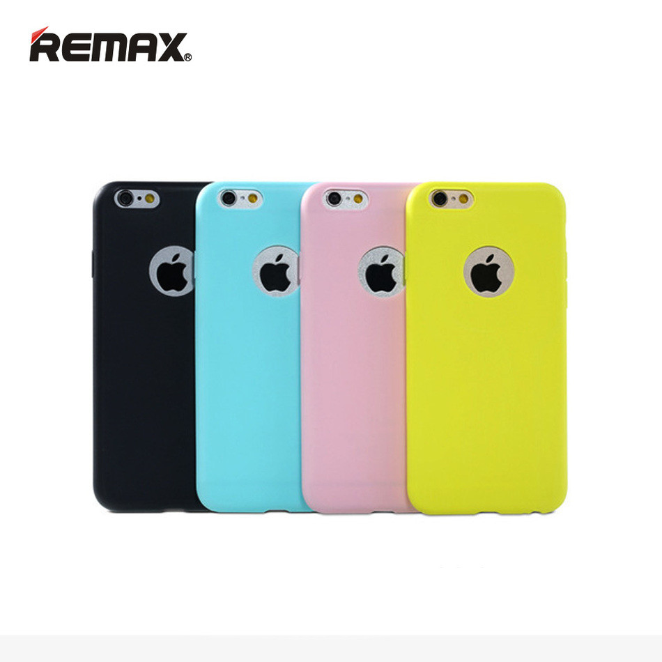 Remax Phone Cover Case For iPhone 6 6s and 6 6s Plus Colorful Soft Mobile Phone Case Protector Cell Phone Shell(China (Mainland))