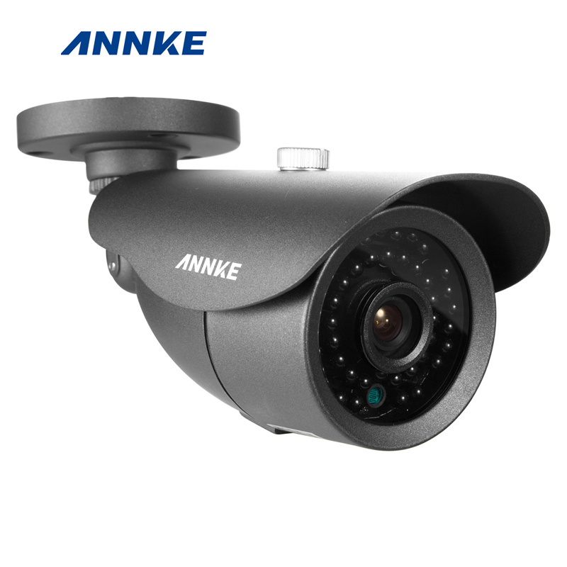 ANNKE 900TVL IR Cut Filter CCTV Camera 42 LED IR 24 Hour Day/Night Vision Video Outdoor Waterproof Security Home Camera Using(China (Mainland))