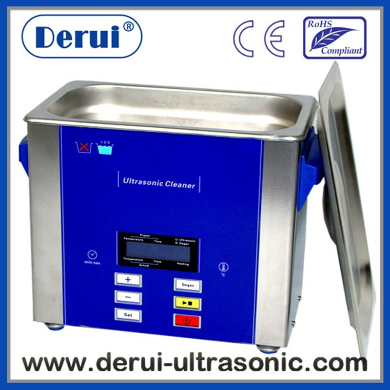 Newly Design! DR-LD30 3L Professional Ultrasonic Cleaner  stainless steel Derui<br><br>Aliexpress