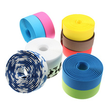 Hot Sale 2015 New Arrival High Quality Colorful Cycling Handle Belt Bike Bicycle Cork Handlebar Tape Wrap with Bar Plugs