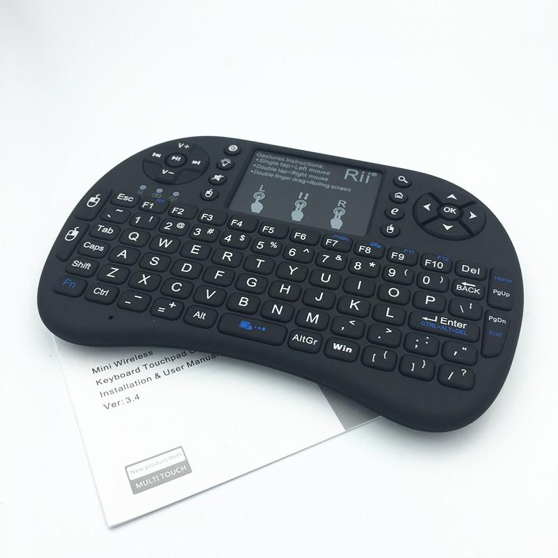 Мини клавиатура i8 + английский мульти Мультимедиа дистанционное управление IMG_0326_
