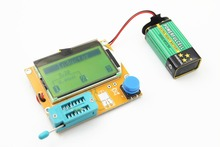 Buy High Brand New LCR-T4 ESR Meter Transistor Tester Diode Triode Capacitance SCR Inductance for $7.22 in AliExpress store