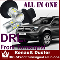 Night Lord For Renault Dacia DRL Daytime Running Lights Front Turn Signals all in one