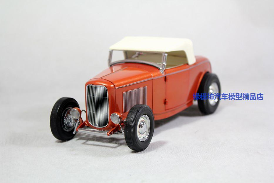 Rim mold workshop GMP 1:18 FORD FORD Vintage clearance price similar alloy car model(China (Mainland))