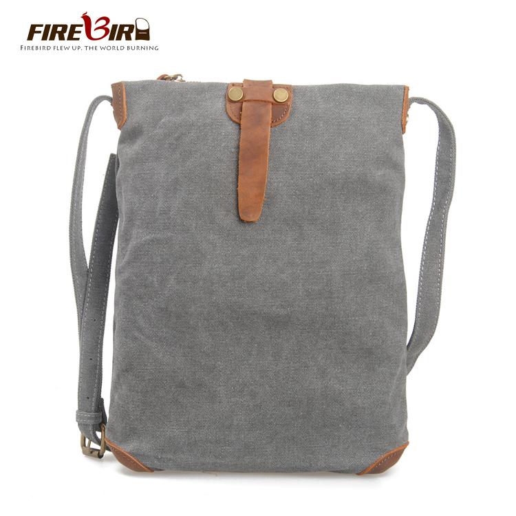 FIREBIRD!2015 Hot sale Canvas messenger bag Kippling Vintage Outdoordonne borse a tracolla Unisex Messenger HL6053(China (Mainland))