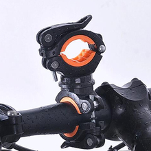 Buy New Clips Universal Plastics Mountain Road Bicycle Flashlight Clip MTB Bike Bicycle Torch Lamp Handle Bar Mount Bracket Holder for $3.09 in AliExpress store