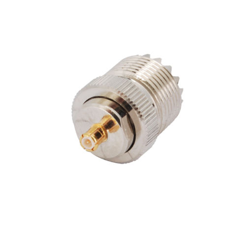 10pcs UHF SO239 Female Jack To MCX plug male Connector Adapter  ~ GPS RADIO antenna<br><br>Aliexpress