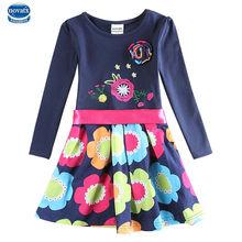 Buy Girl Dress Summer 2016 New Brand Baby Girls Dress Kids Clothes ...