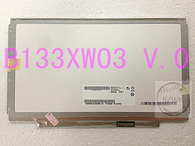 Free shipping 13.3 inch LED screen Slim N133BGE-L31&amp;N133BGE-L41&amp;N133B6-L24&amp;B133XW01 V.0&amp;B133XW03 V.0<br><br>Aliexpress
