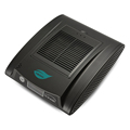 Vechicle air cleaning box for car inner air purifier with UV disinfection function