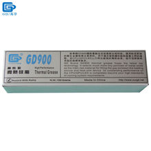 Buy GD900 Thermal Conductive Grease Paste Silicone Plaster Heat Sink Compound Net Weight 100 Grams High Performance ST100 for $16.50 in AliExpress store